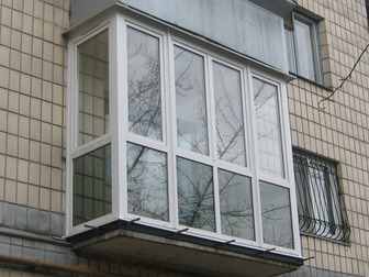 Скачать бесплатно фотографию  Остекление балконов и лоджии 35482762 в Москве