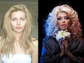 Просмотреть foto  Свадебный стилист, Стилист по укладкам прическам и макияжу выезд на дом, Москва 35879017 в Москве