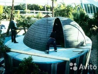 Скачать foto  Руспанель купола, купольные конструкции 35985457 в Москве