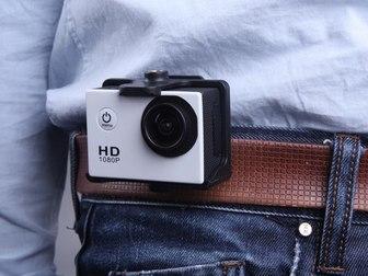 Смотреть изображение  Экшен-камера SJ4000 Black (оригинал) 36167127 в Новосибирске