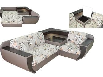 Смотреть фотографию  Угловые диван-кровати изготовление 10 дней 36579067 в Москве