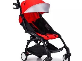 Скачать изображение  Компактная коляска для детей 36610946 в Москве