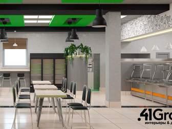 Смотреть foto  Дизайн интерьера под ключ! 36805780 в Москве