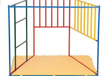 Уникальное фотографию  Детский спортивный комплекс 37097344 в Новосибирске