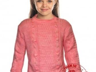 Увидеть фотографию  Детские кофты, свитера для девочек оптом 37257850 в Москве