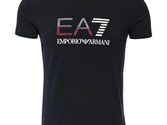 Свежее фото Мужская одежда Футболки Армани мужские и EA7 Оригинал 37421766 в Москве