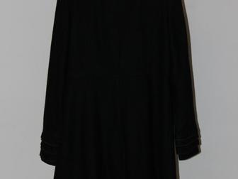 Смотреть фотографию  Продам пальто демисезонное черного цвета новое 37570233 в Казани