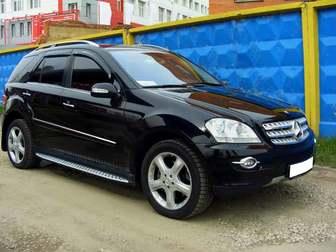 Фото Mercedes-Benz M-klasse Челябинск смотреть