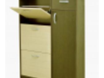 Уникальное изображение Офисная мебель Тумба для обуви Клио*123 37666412 в Москве