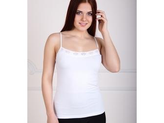 Свежее фото Женская одежда Женские майки недорого 37708818 в Москве