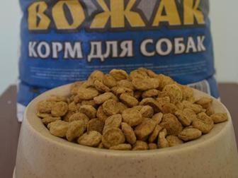 Скачать бесплатно изображение  Оптом от производителя сухой корм для собак Вожак 37755413 в Москве