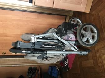 Новое foto  Продам итальянскую коляску Peg-perego, 38846115 в Москве