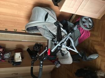 Уникальное изображение  Продам итальянскую коляску Peg-perego, 38846115 в Москве