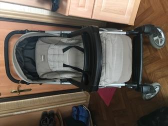 Скачать бесплатно фото  Продам итальянскую коляску Peg-perego, 38846115 в Москве