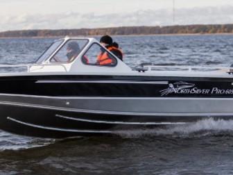 Свежее foto  Купить катер (лодку) NorthSilver PRO 605 M 38871845 в Петрозаводске