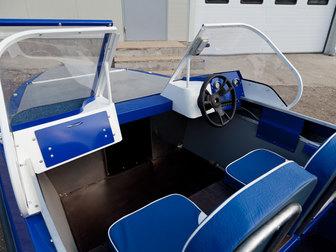 Скачать бесплатно фотографию  Купить лодку (катер) Салют-480 Explorer 38872593 в Твери