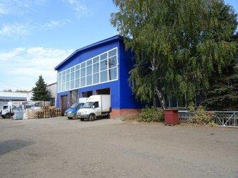 Новое фотографию  Офисно-производственно-складская база, 39309106 в Казани