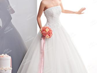 Просмотреть фото Свадебные платья Новое свадебное платье 39405491 в Москве