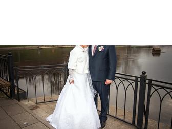 Уникальное фото Свадебные платья Продаю шикарное свадебное платье 39624249 в Москве