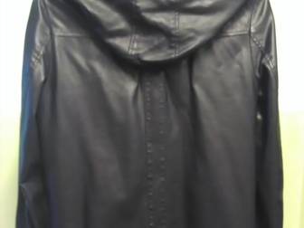 Свежее фото  Хорошая кожаная куртка хорошая цена! 39883781 в Новосибирске