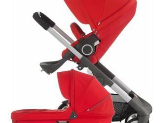Смотреть изображение Детские коляски Stokke Crusi полная коляска + люлька 40732709 в Москве