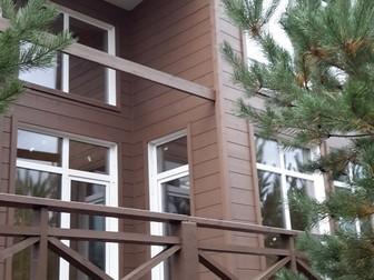Новое изображение  Продаётся благоустроенный дом с баней 43215043 в Москве