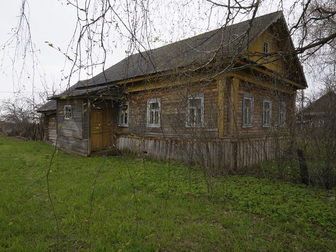 Увидеть foto Дома Бревенчатый дом в жилом селе, 260 км от МКАД 47831733 в Москве