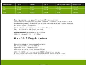 Свежее фото  Инвестиции от 7% в месяц (от 84% годовых) 53191428 в Москве