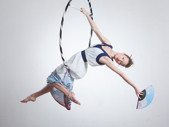 Смотреть изображение  Занятия по растяжке и воздушной гимнастике, 56532943 в Москве