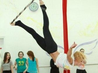 Скачать бесплатно изображение  Занятия по растяжке и воздушной гимнастике, 56532943 в Москве