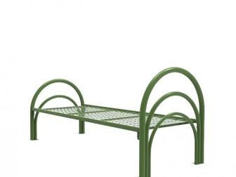 Новое foto Мебель для спальни Кровати металлические от производителя по очень доступным ценам 66522342 в Тюмени