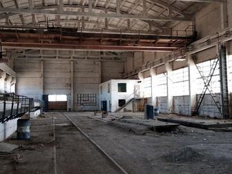 Скачать foto Коммерческая недвижимость Продается производственная база в г, Чита, Комплекс зданий площадью 5530 м2, собственные ж/д пути 68177312 в Чите