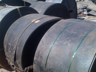 Новое фото Разное Лента резинотросовая РТЛТВ-1500 трудновоспламеняющаяся б/у 8595127 в Екатеринбурге