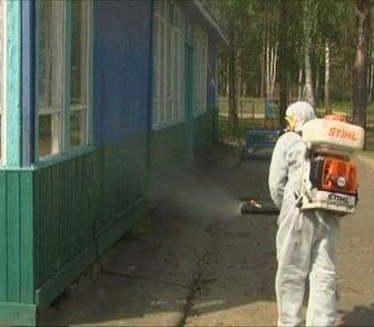 Изображение в   Предлагаем услуги по обработке территорий в Нижнем Новгороде 0