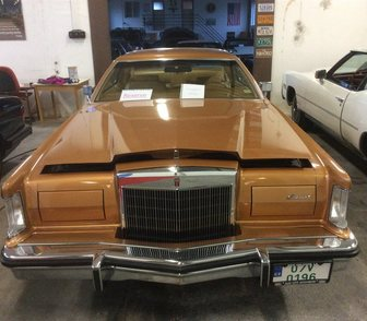 ���� � ���� ������� ���� � �������� Lincoln Mark V 1977 Coupé   V8 Motor � ������ 1�700�000