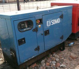 Фото в Прицепы Электростанция БУ Дизельный генератор T16K-NEXYS SDMO   в Москве 230000