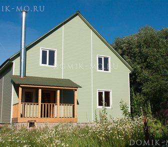 Фотография в Недвижимость Продажа домов Новый, двухэтажный коттедж, построенный по в Москве 5150000