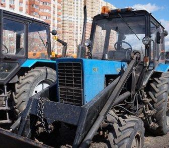 Фото в Сельхозтехника Трактор Трактор МТЗ-82. 1 б/у год выпуска 2002, в в Москве 473000