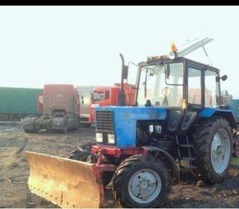 Фотография в Сельхозтехника Трактор Трактор МТЗ-82. 1 б/у год выпуска 2011, в в Москве 770000