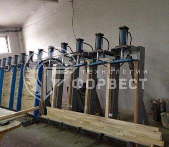 Фото в Бизнес Оборудование Продаю.   Пресс для склеивания бруса SL150-6GM в Москве 369000