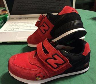 Изображение в Для детей Детская обувь Новые кроссовки New Balance р. 35 по стельке в Москве 2900