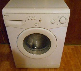 Изображение в   стиральная машина Techno TS3510, состояние в Москве 5000