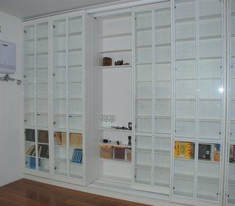 Фотография в Мебель и интерьер Мебель для гостиной Библиотека раздвижная новая.   Размеры: В в Москве 280000