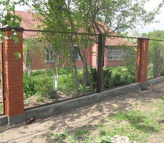 Фото в Строительство и ремонт Строительные материалы Продаем заборные секции от производителя в Москве 1450