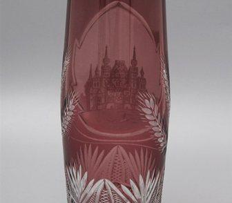 Фото в   Ваза с изображением здания Государственного в Москве 35000
