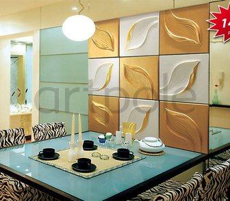 Изображение в   Декоративная дизайнерская панель 3D Artpole, в Москве 3739