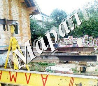 Изображение в   Компания МАРАЛ  Наращивание цокольного этажа в Москве 0