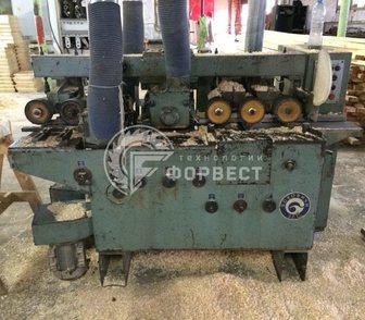 Фотография в Бизнес Оборудование 4 шпинд, 160х100 мм, 7-13 м/мин, 17. 5 кВт, в Москве 189000