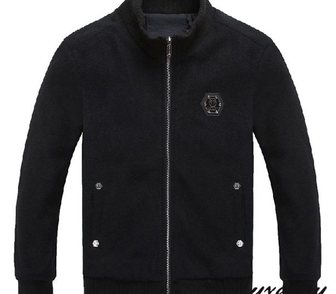 Фото в Одежда и обувь, аксессуары Мужская одежда Потрясающая шерстяная мужская куртка на теплой в Москве 8500
