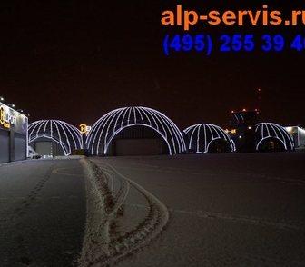 Изображение в Услуги компаний и частных лиц Разные услуги Оказываем услуги по монтажу светодиодного в Москве 1430